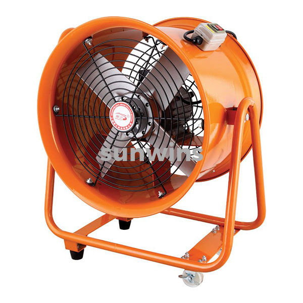 Large Ceiling Fan Malaysia: Portable Ventilator Fan SP-60
