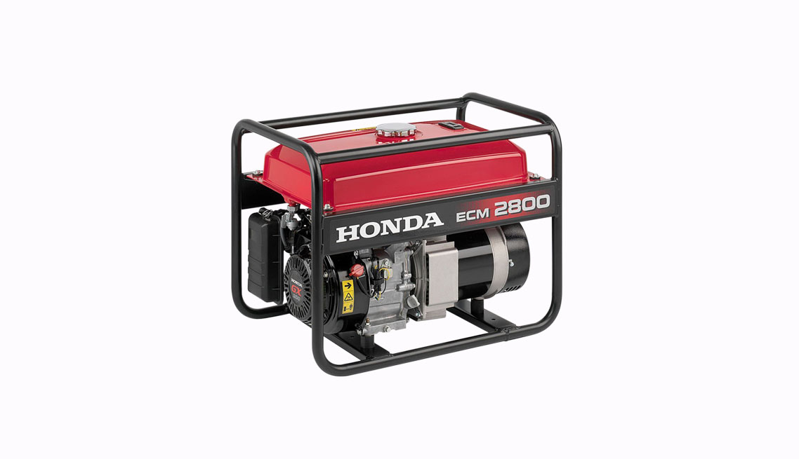 Honda Generator 1