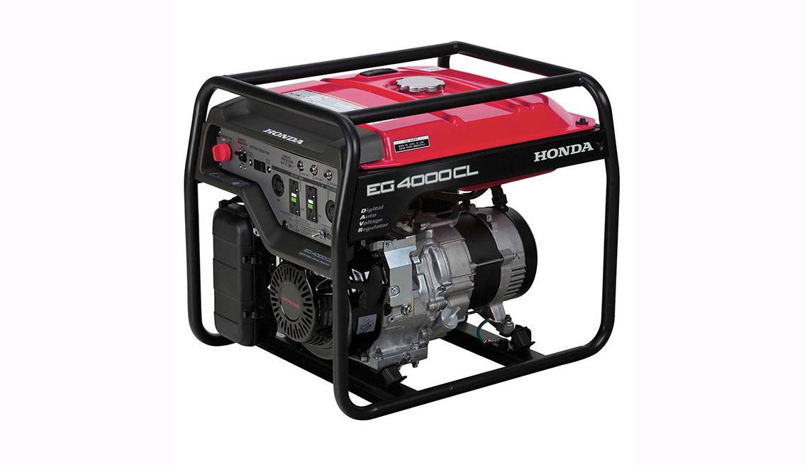 Honda Generator 2