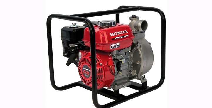 HONDA ENGINE WATER PUMP