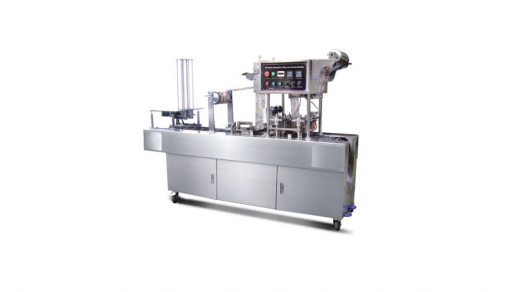 Automatic Cup Filling and Sealing BG60A