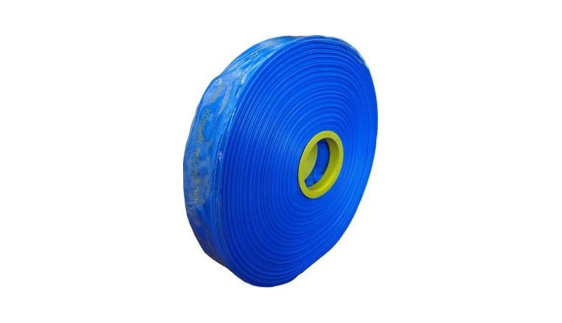 Blue Discharge Hose