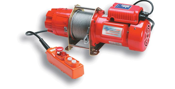 TAIWAN ELECTRIC WINCH