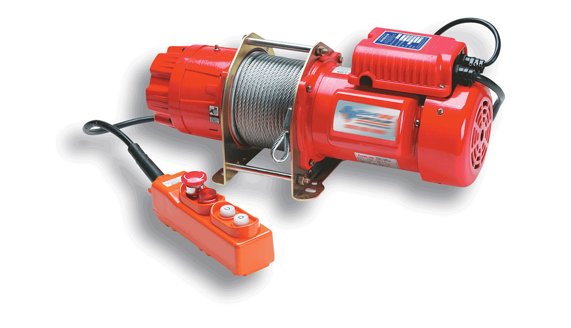 Electric Winch 1