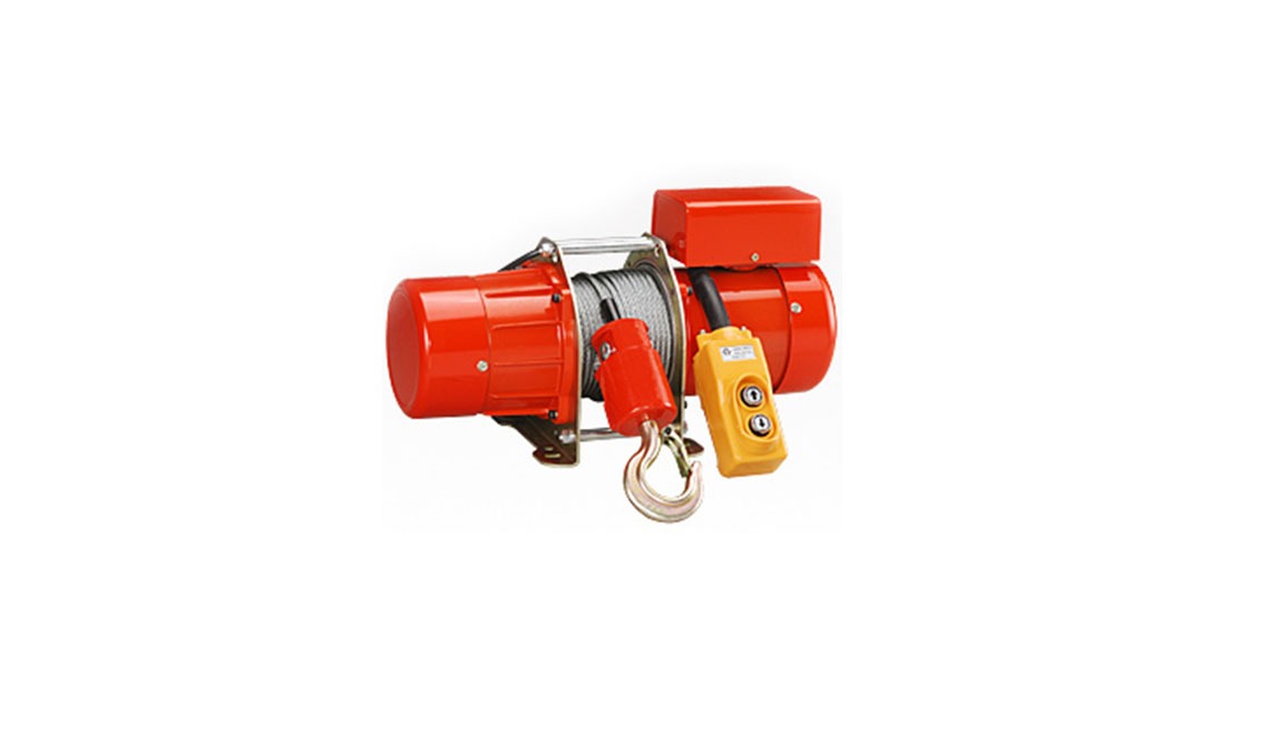Electric Winch 2