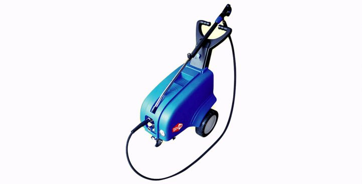 HIGH – PRESSURE CLEANERS