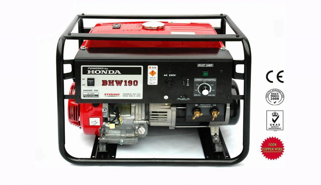 Honda Engine Gasoline Petrol Generator Welder BHW 190