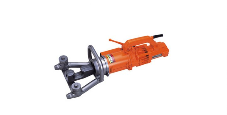 Hydraulic Rebar Straightener