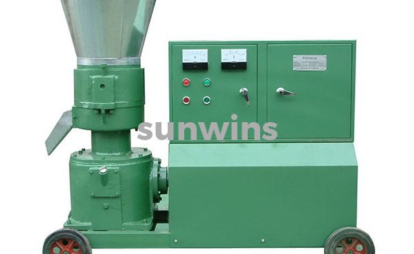 Pellet Mill and Wood Chipper