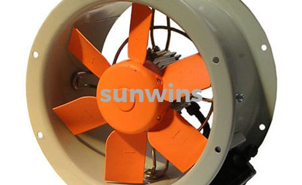 AXIAL FLOW FAN DF3G-4