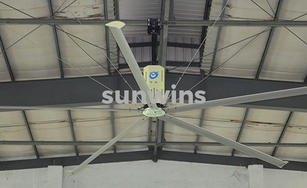 HVLS BIG CEILING FAN HV 7200